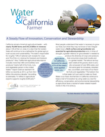 Water and the California Farmer